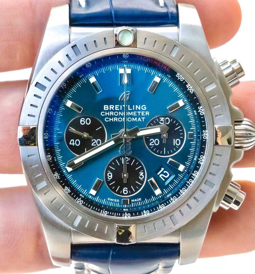 Breitling Chronomat AB0115101C1P1 pre-owned