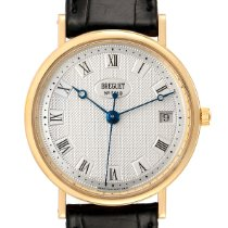 Breguet Yellow gold 34mm Automatic 3910 pre-owned United States of America, Georgia, Atlanta