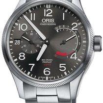Oris Big Crown ProPilot Calibre 111 Steel 44mm Grey United States of America, New York, Airmont