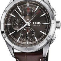 Oris Artix GT Steel 44mm Grey United States of America, New York, Airmont