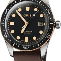 Oris Divers Sixty Five Steel 42mm Black United States of America, New York, Airmont