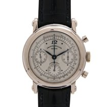 Franck Muller White gold 39mm Automatic 7000 CC pre-owned