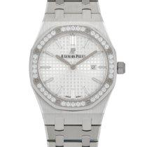 Audemars Piguet Royal Oak Lady new Automatic Watch with original box and original papers 67651ST.ZZ.1261ST.01
