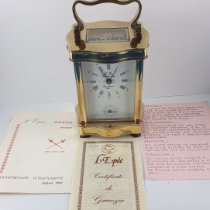 L'Epée 76mm Manual winding 604.58 pre-owned