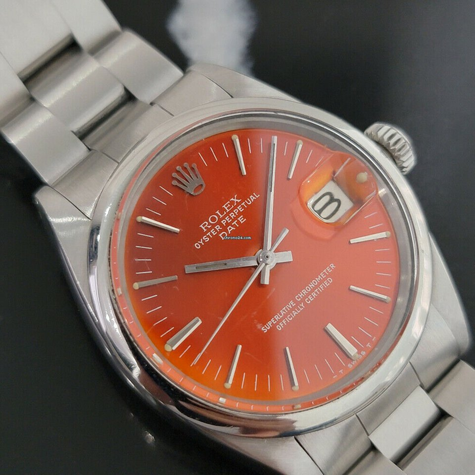 Rolex Oyster Perpetual Date 1960 pre-owned