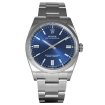Rolex Oyster Perpetual 36 Staal 36mm Blauw Nederland, Purmerend