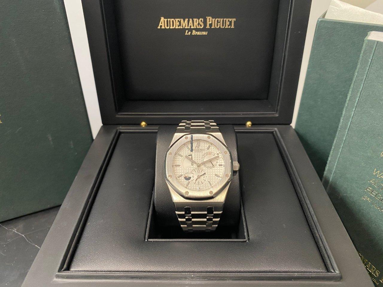 Audemars Piguet Royal Oak Dual Time 26120ST.OO.1220ST.01 2016 gebraucht
