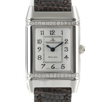 Jaeger-LeCoultre Reverso Duetto Steel 28.5mm Silver