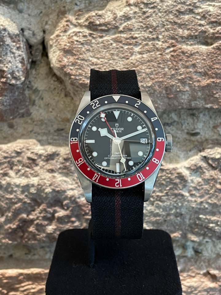 Tudor Black Bay GMT 79830RB 2021 new