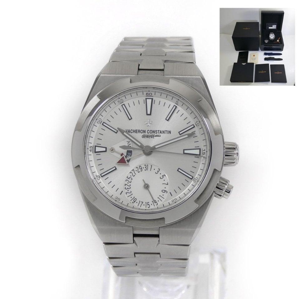 Vacheron Constantin Overseas Dual Time 7900V/110A-B333 2020 pre-owned