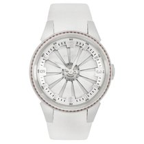 Perrelet Turbine XS Steel 41mm Mother of pearl Arabic numerals United States of America, New Jersey, Cresskill