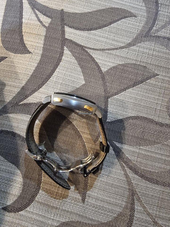 Ulysse Nardin Quadrato Dual Time 245-92CER-LE 2012 pre-owned