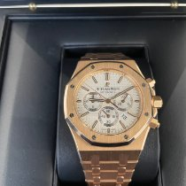 Audemars Piguet Royal Oak Chronograph 26320OR.OO.1220OR.02 Very good Rose gold 41mm Automatic United Kingdom, LONDON