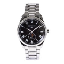 Longines Master Collection Steel 40mm United States of America, Florida, Hallandale Beach