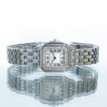 Cartier Panthère Сталь 22mm Cеребро Римские