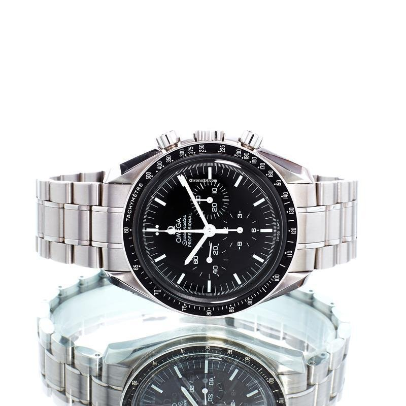 Omega Speedmaster Professional Moonwatch 3570.50.00 2011 pre-owned