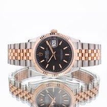 Rolex Datejust Gold/Steel 36mm Grey United Kingdom, Essex