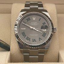 Rolex Datejust 126334 Novo Aço 41mm Automático