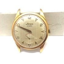 Lorenz Yellow gold 36mm Manual winding pre-owned United States of America, Pennsylvania, Brodheadsville