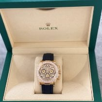 Rolex Daytona Aur galben 40mm Galben