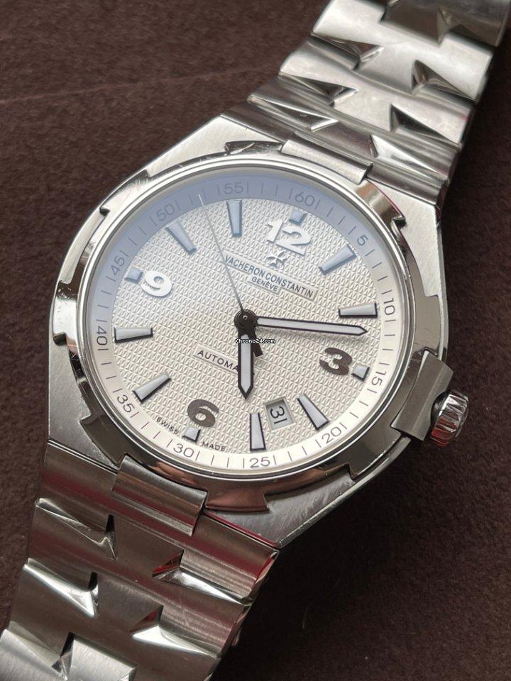 Vacheron Constantin Overseas 47040/B01A-9093 подержанные
