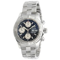 Breitling Superocean Chronograph II Steel 43mm Black No numerals United States of America, North Carolina, McLeansville