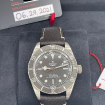 Tudor Black Bay Fifty-Eight Silver 39mm Grey No numerals United States of America, New York, New York
