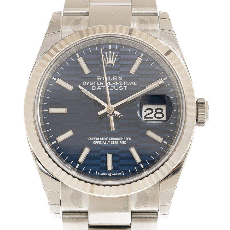 Rolex Datejust 126234-0050 new