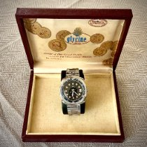 Glycine Steel 38mm Automatic 313-141 pre-owned United States of America, New York, Pelham