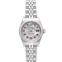 Rolex 79174NGR 2003 Lady-Datejust 26mm occasion