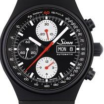 Sinn 144 Steel 41mm Black No numerals United States of America, Texas, Houston