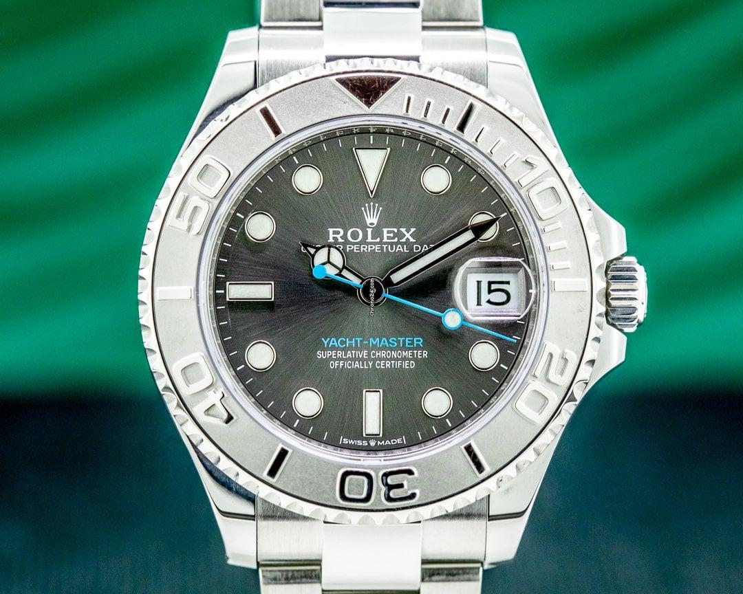 Rolex Yacht-Master 37 268622