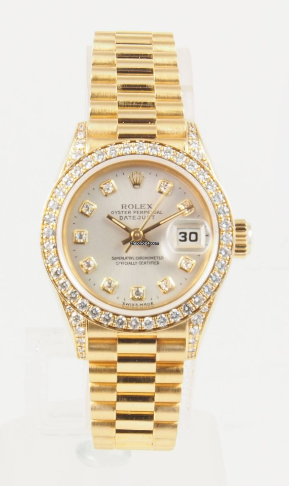 Rolex Lady-Datejust 69158 1995 pre-owned