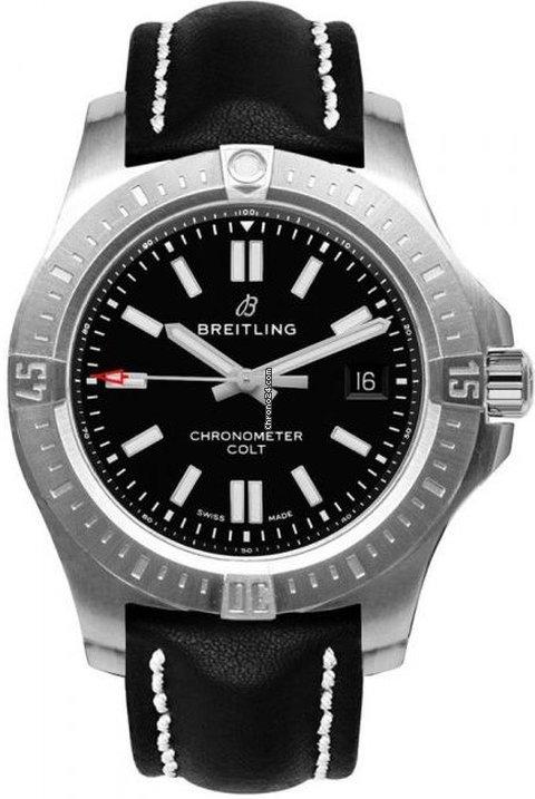 Breitling Chronomat Colt A17388101B1X1 2021 новые