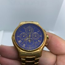 Ebel 1911 Yellow gold 40mm Blue Roman numerals United States of America, Florida, Jacksonville