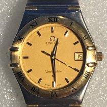 Omega 1212.10.00 Goud/Staal 1994 Constellation 33mm tweedehands