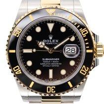 Rolex Submariner Date Gold/Steel 41mm Black United Kingdom, N3 2DN