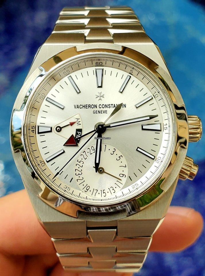 Vacheron Constantin Overseas Dual Time 7900V/110A-B333 2021 new