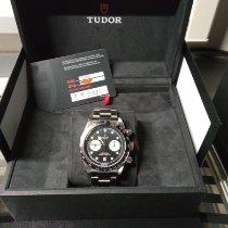 Tudor Black Bay Chrono Acero 41mm Negro