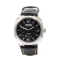 Panerai Special Editions White gold 45mm Black