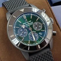 Breitling Superocean Heritage Chronograph Steel 42mm Green No numerals United States of America, California, Los Angeles