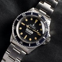 Rolex 5514 Steel 1977 Comex pre-owned