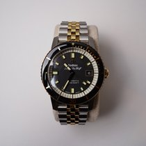 Zodiac Sea Wolf Steel 40mm Black No numerals United States of America, California, SAN DIEGO