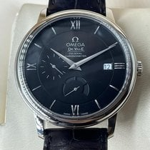 Omega Steel 39.5mm Automatic 424.13.40.21.01.001 new