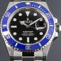 Rolex Submariner Date nuevo 2021 Automático Reloj con estuche y documentos originales 126619LB