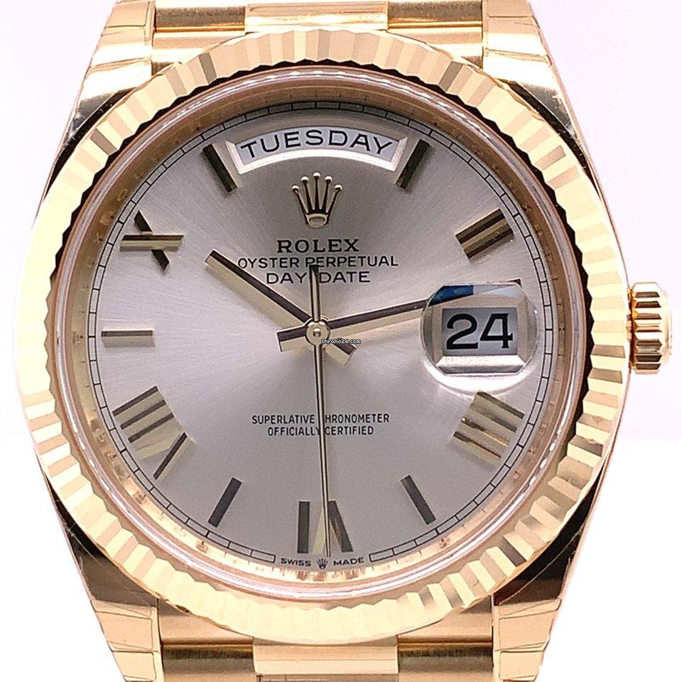Rolex Day-Date 40 2021 neu