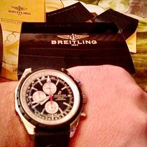 Breitling Palladium Automatic Black 49 mmmm pre-owned