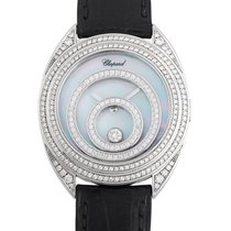 Chopard Happy Spirit White gold 32mm Mother of pearl United States of America, Pennsylvania, Southampton