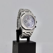 Audemars Piguet Royal Oak Offshore Chronograph Titanium 42mm Grijs Arabisch Nederland, Velp
