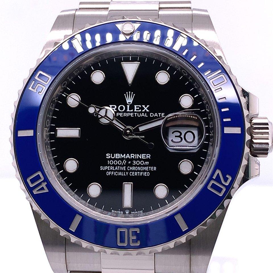 Rolex Submariner Date 2021 neu